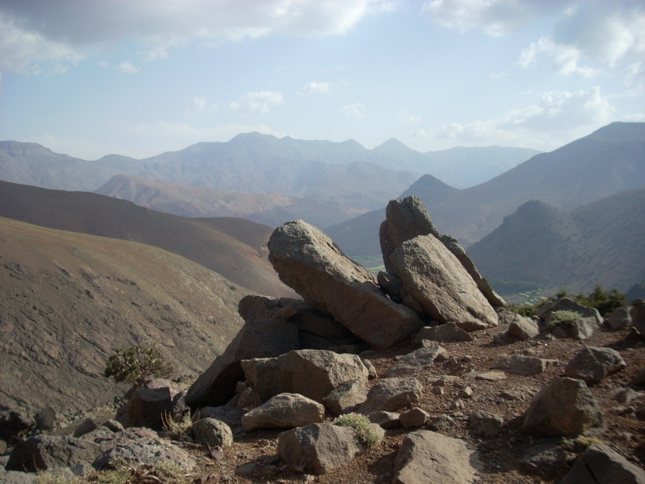 Off the beaten track in Morocco